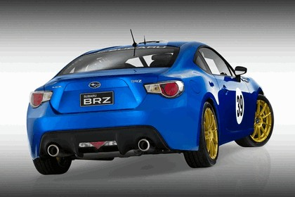 2012 Subaru BRZ Project Car by Possum Bourne Motorsport 5