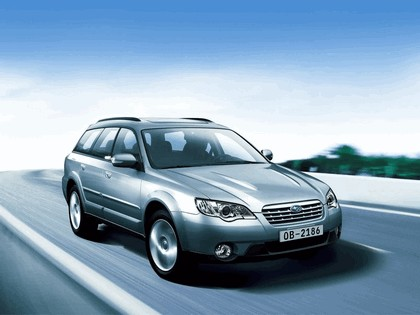 2006 Subaru Outback 2.5i european version 1