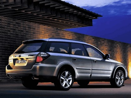 2006 Subaru Outback 2.5i european version 2