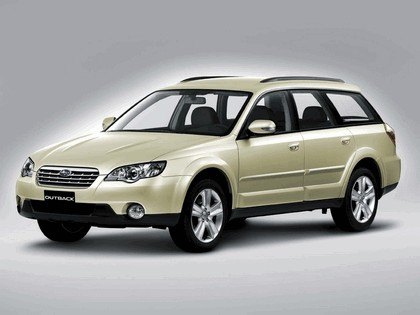 2006 Subaru Outback 2.5i european version 3