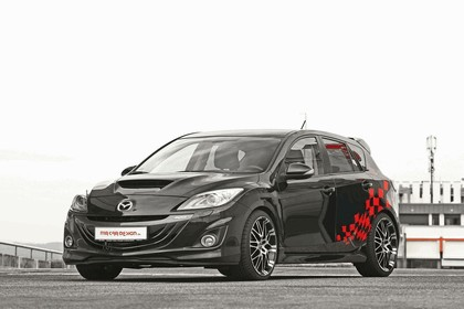 2012 Mazda 3 MPS by MR Car Design 1
