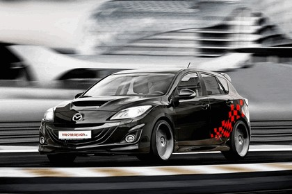 2012 Mazda 3 MPS by MR Car Design 4