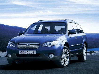 2006 Subaru Outback 3.0R european version 1
