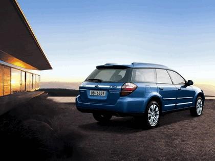 2006 Subaru Outback 3.0R european version 3