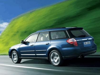 2006 Subaru Outback 3.0R european version 4