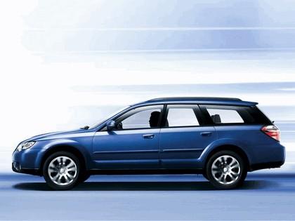 2006 Subaru Outback 3.0R european version 5