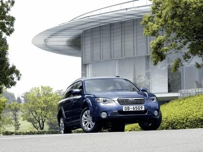 2006 Subaru Outback 3.0R european version 6