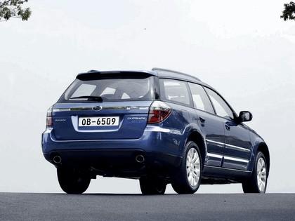 2006 Subaru Outback 3.0R european version 7