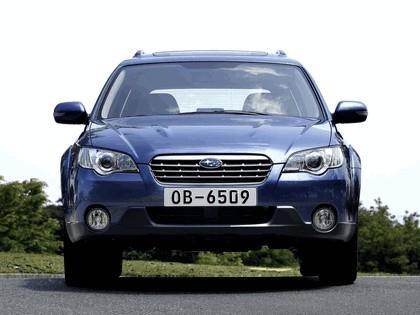 2006 Subaru Outback 3.0R european version 8