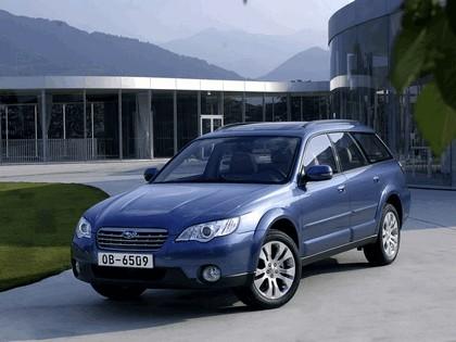 2006 Subaru Outback 3.0R european version 9
