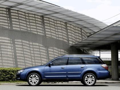 2006 Subaru Outback 3.0R european version 10