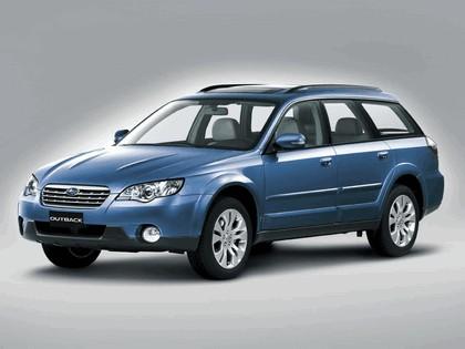 2006 Subaru Outback 3.0R european version 11