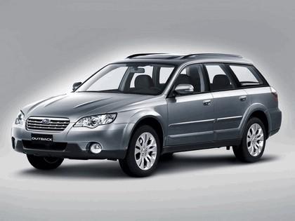 2006 Subaru Outback 3.0R european version 13