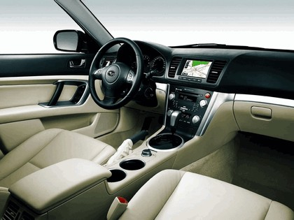 2006 Subaru Outback 3.0R european version 15
