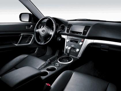 2006 Subaru Outback 3.0R european version 17