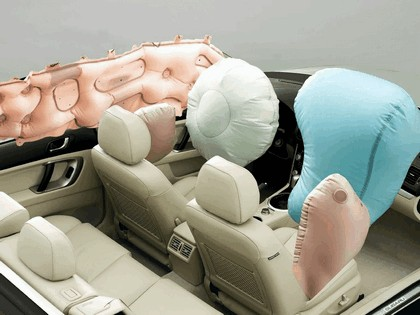 2006 Subaru Outback 3.0R european version 20