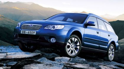 2006 Subaru Outback 3.0R european version 7