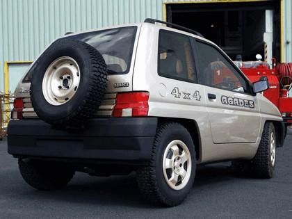 1989 Peugeot 4x4 Agades concept by Heuliez 2