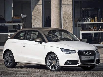 2011 Audi A1 Goldie by Aznom 6