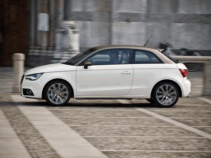 2011 Audi A1 Goldie by Aznom 9
