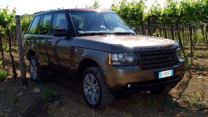 2011 Land Rover Range Rover Spirito Divino by Aznom 2