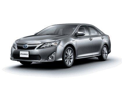 2011 Toyota Camry Hybrid - Japan version 4