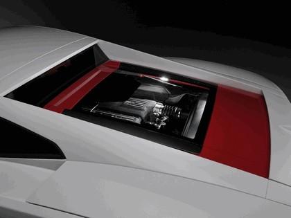 2012 Lamborghini Gallardo LP560-4 Bianco Rosso 4