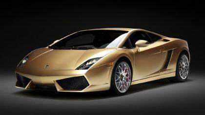 2012 Lamborghini Gallardo LP560-4 Oro Elios 5