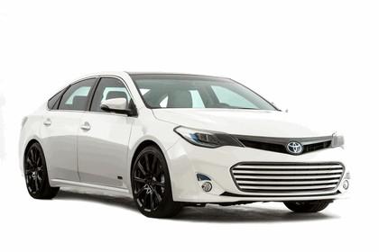 2012 Toyota Avalon White 1