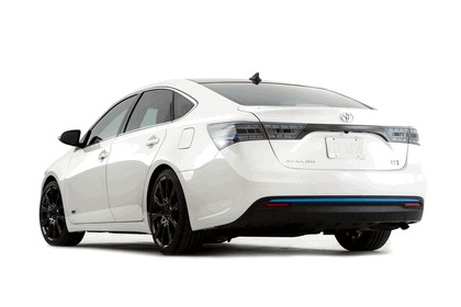 2012 Toyota Avalon White 3