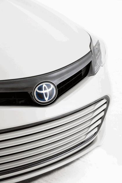 2012 Toyota Avalon White 4