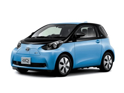 2012 Toyota eQ - Japan version 1