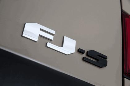 2012 Toyota FJ-S Cruiser 9