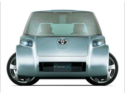 2006 Toyota Fine-T fuel cell hybrid concept 2