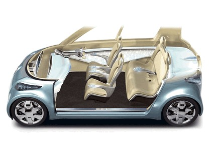 2006 Toyota Fine-T fuel cell hybrid concept 4