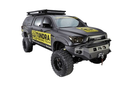 2012 Toyota Tundra Ultimate Fishing 1