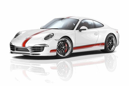 2012 Porsche 911 ( 991 ) Carrera by Lumma Design 1