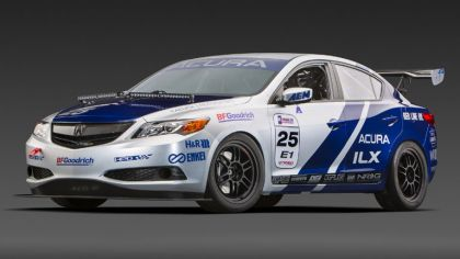 2012 Acura ILX Endurance Racer concept 3