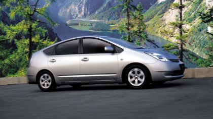 2006 Toyota Prius chinese version 8