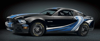 2012 Ford Mustang Cobra Jet Twin-Turbo concept 1