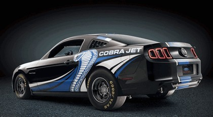 2012 Ford Mustang Cobra Jet Twin-Turbo concept 3