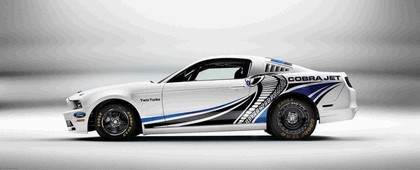 2012 Ford Mustang Cobra Jet Twin-Turbo concept 9