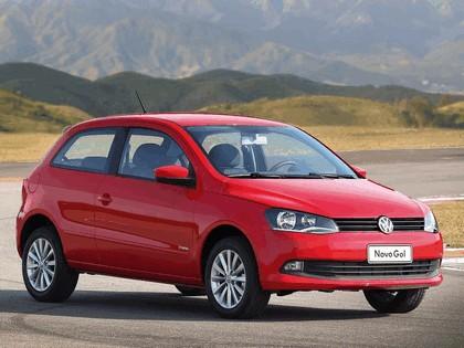 2013 Volkswagen Gol 3-door 4