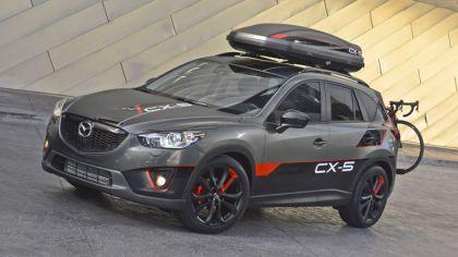 2012 Mazda CX-5 Dempsey concept 4