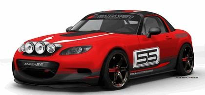 2012 Mazda MX-5 Super 25 concept 18