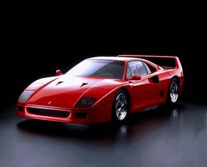 1987 Ferrari F40 1
