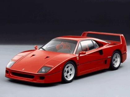 1987 Ferrari F40 2