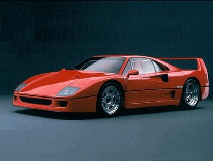 1987 Ferrari F40 4