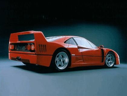 1987 Ferrari F40 5