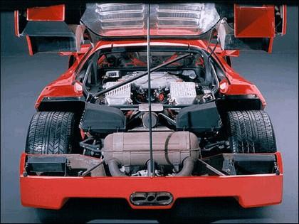 1987 Ferrari F40 6